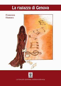 """""""La ragazza di Genova"""" Scrittrice Francesca Fiumara"""