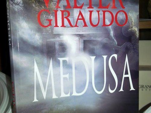 """Presentazione """"Medusa"""" Il nuovo Noir di Valter Giraudo"""