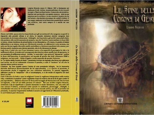 """Recensione libro """"Le spine della corona di Gesù"""" a cura di Lara Bellotti agente letterario"""