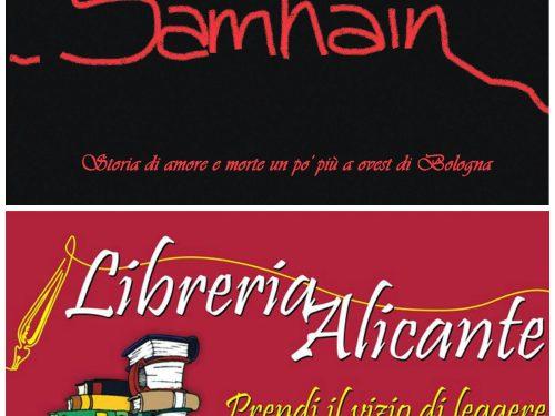"""Presentazione libro """"Samhain"""" a Settimo Torinese"""