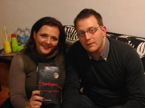Festa di Borgo Albergati con l'autore Andrea Righi