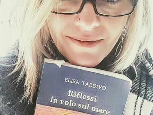 """Evento in programma: Presentazione """"Riflessi in volo sul mare"""" autrice Elisa Tardivo"""