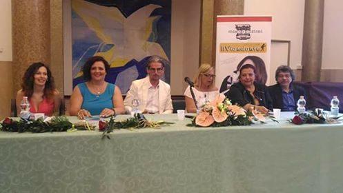 Presentazione Antologia 10 gocce d'autore a Lanciano!