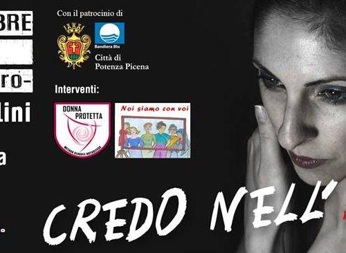Segnalazione evento Nadia Nunzi Una serata per sensibilizzare e fare informazione sulla violenza di genere