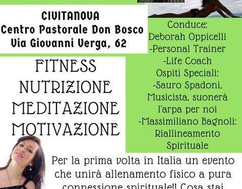 Una giornata dedicata al benessere Civitanova Marche