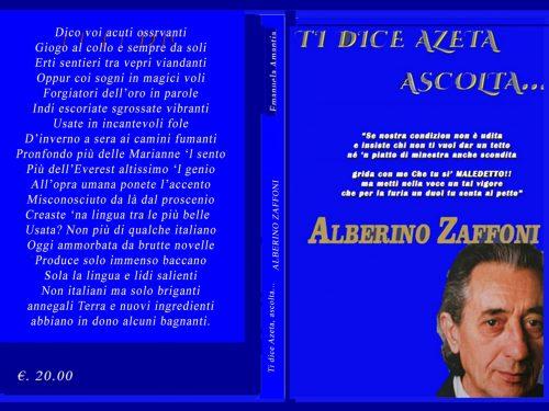 Intervista all'autore Alberino Zaffoni – a cura di Lara Bellotti